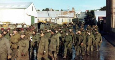 Today in History- the Falkland's War Ended (1983)
