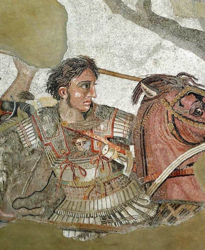 Today in Histroy; Alexander the Great Died (323 BC)