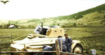 Top 10 Armored Vehicles of World War II