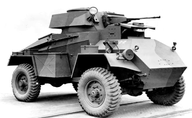 Fox-Humber-Armoured-Car