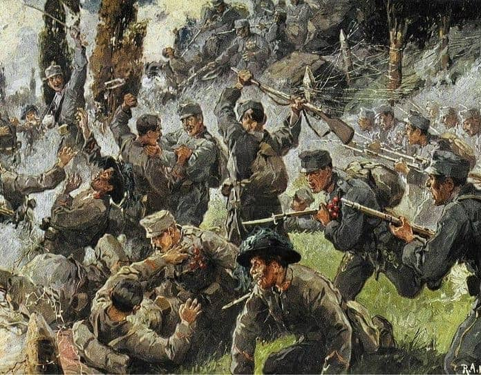 This day in History: The First Battle of the Isonzo started (1915)