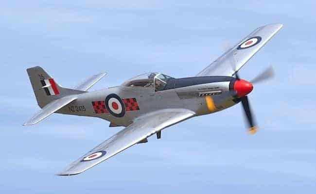 Five Allied Fighter Planes That Sent The Luftwaffe Into a Tailspin