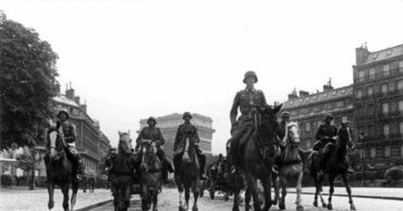 Today in History- Hitler's Army entered Paris (1940)