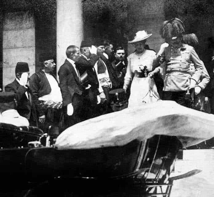 This Day in History: Archduke Ferdinand Was Assassinated (1914)