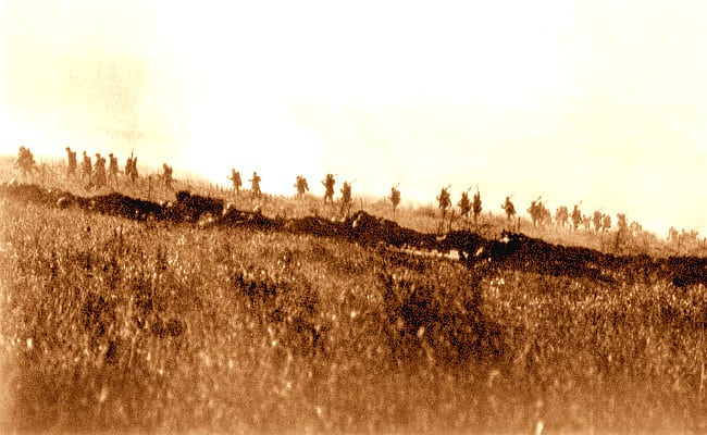 SOMME FIRST ATTACK