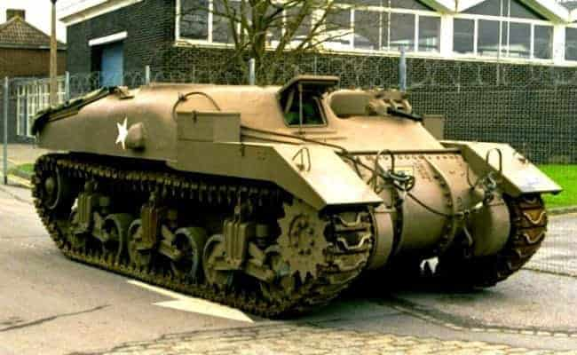 Hobart's Top 9 Special Tanks of World War II