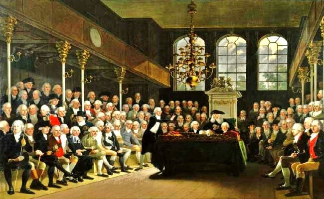 The Meeting of the Estates General