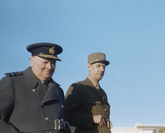 This Day In History: Britain Reconized De Gaulle As Head Of The Free French (1940)