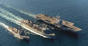Top 10 biggest warships in the world