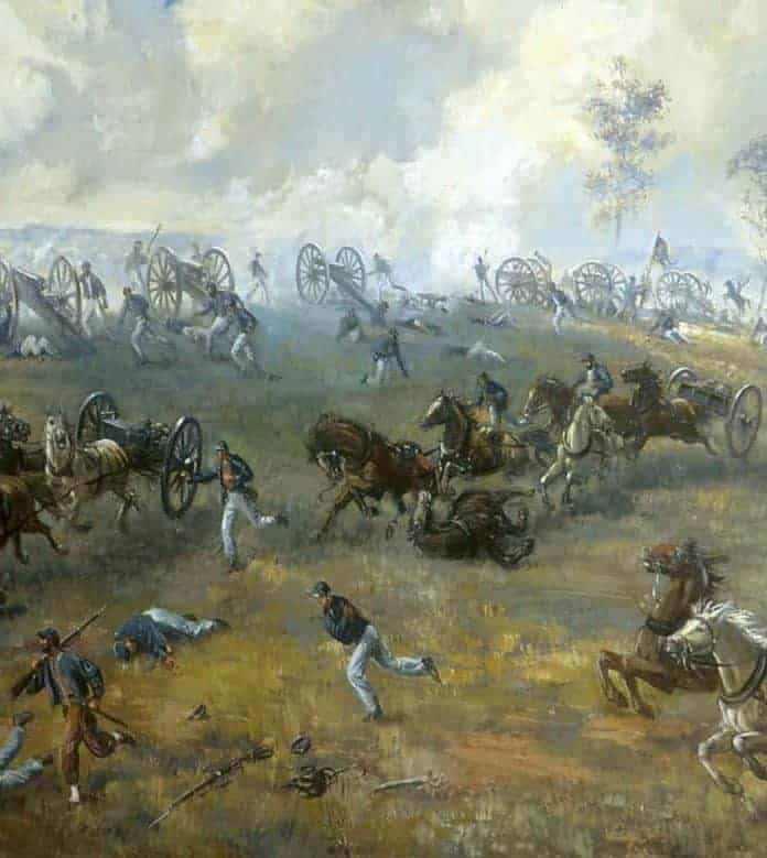 On This Day In History: First Battle of Bull Run (1861)