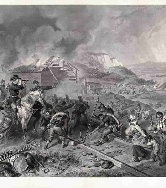 This Day In Histroy: The Battle of Peachtree Creek in the American Civil War took place (1864)