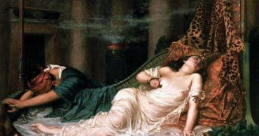 This Day In History: Cleopatra Committed Suicide 30 AD.
