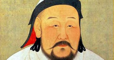 This Day In History: Genghis Khan Dies 1227
