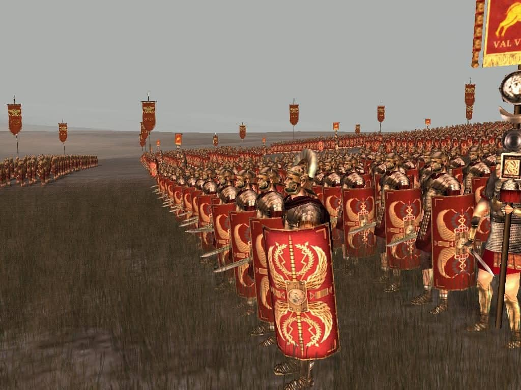 Ten Things You Did Not Know About The Roman Legions