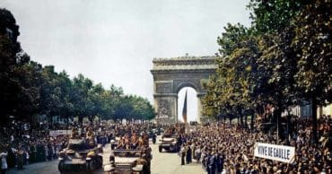 This Day In History: The Allies Liberate Paris in WW II (1944)