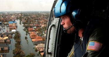 This Day In History: Hurrican Katrina Causes Havoc (2005)