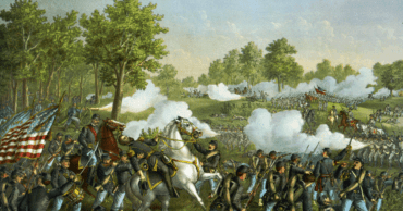 This Day In History: The Confederates Win the Battle of Wilson's Creek (