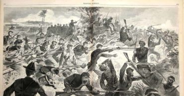 This Day In hIstory: The Confedracy Wins the Battle of Richmond (1862)