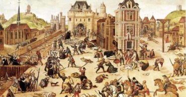 This Day In History: The St Bartholomew Day's Massacre Began in Paris (1572)