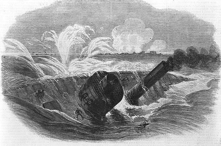 USS_Tecumseh_(1863)