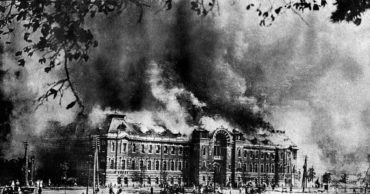 This Day In History: Great Tokyo Fire Devastates The City (1923)