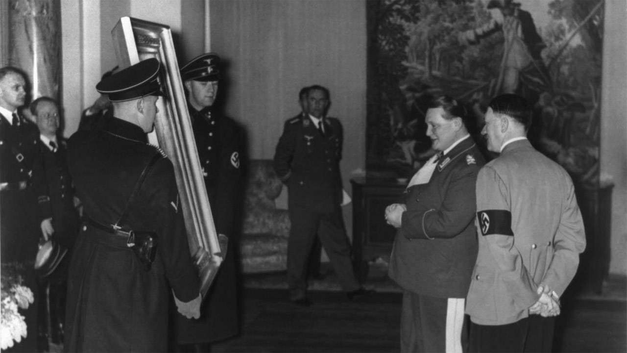 Jewish men during the holocaust