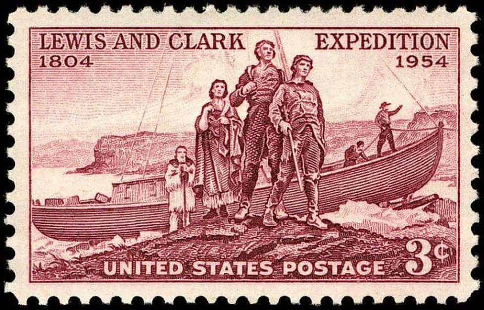 lewis_and_clark_1954_issue-3c