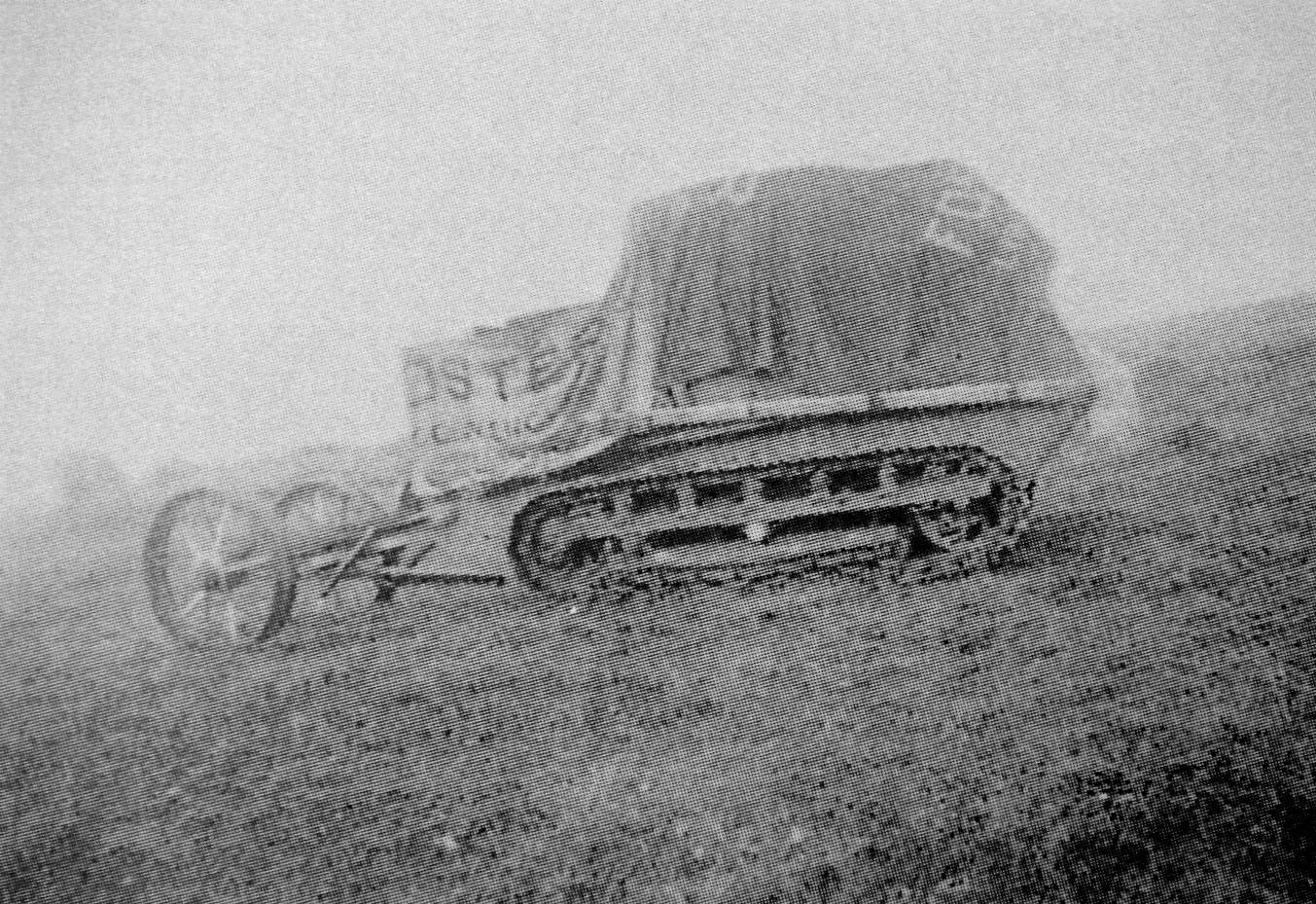 No1_Lincoln_Machine_with_lengthened_Bullock_tracks_and_Creeping_Grip_tractor_suspension