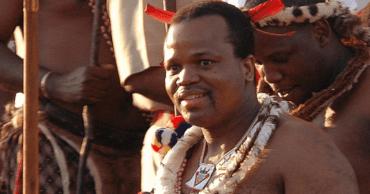 Mswati III of Swaziland