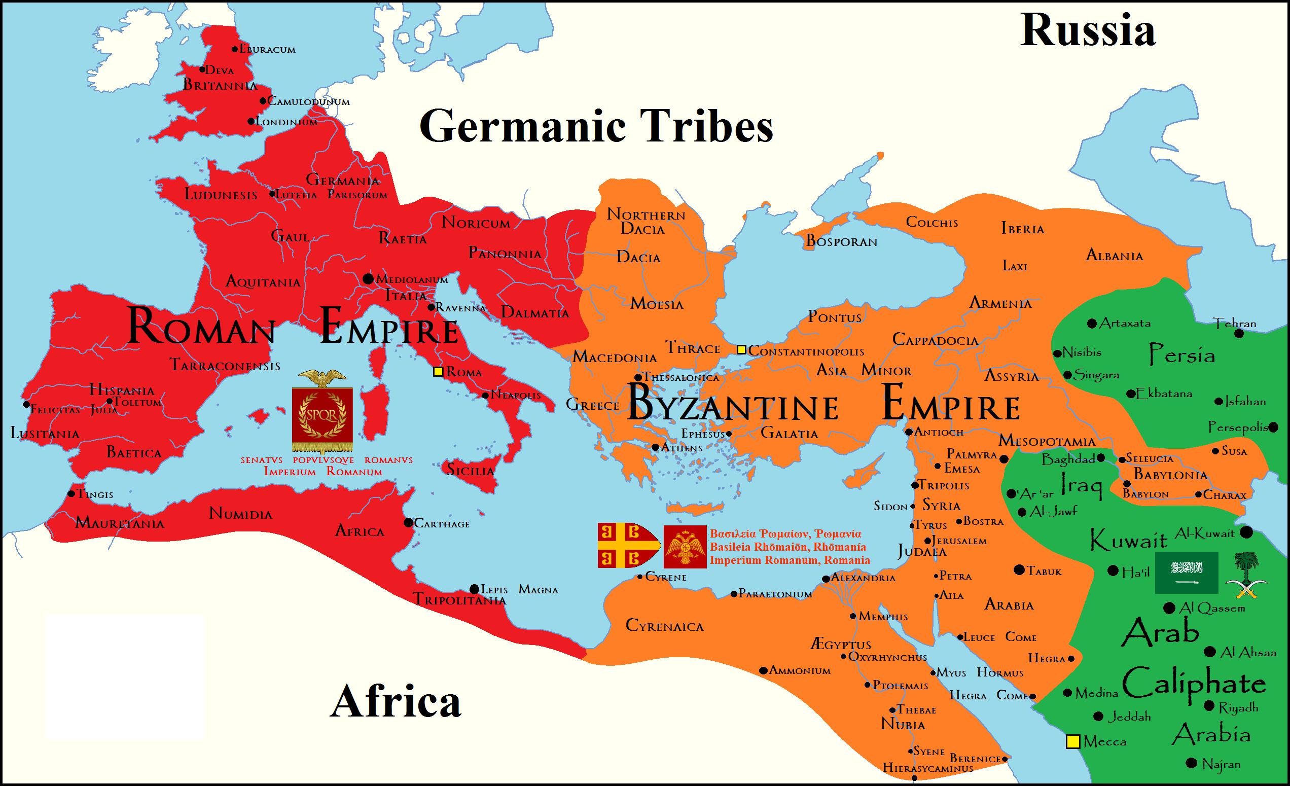roman empire history - HD2544×1550