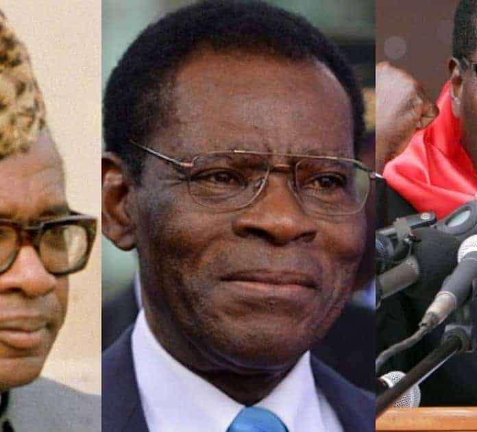 10 Most Corrupt African Dictators in Modern History