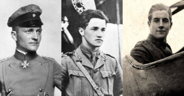 10 Of The Greatest Air Aces Of The First World War