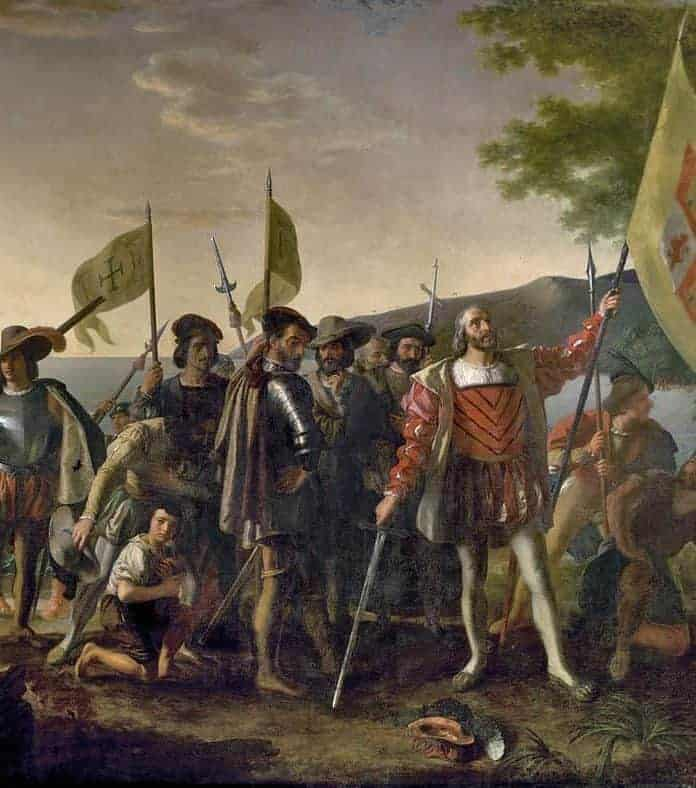 This Day In History: Columbus Discovers America (1492)