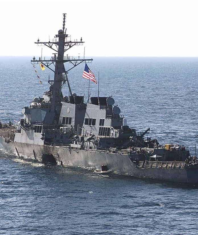This Day In Histroy: The USS Cole Is Attacked By Suspected Al Qaeda Terrorists (2000)