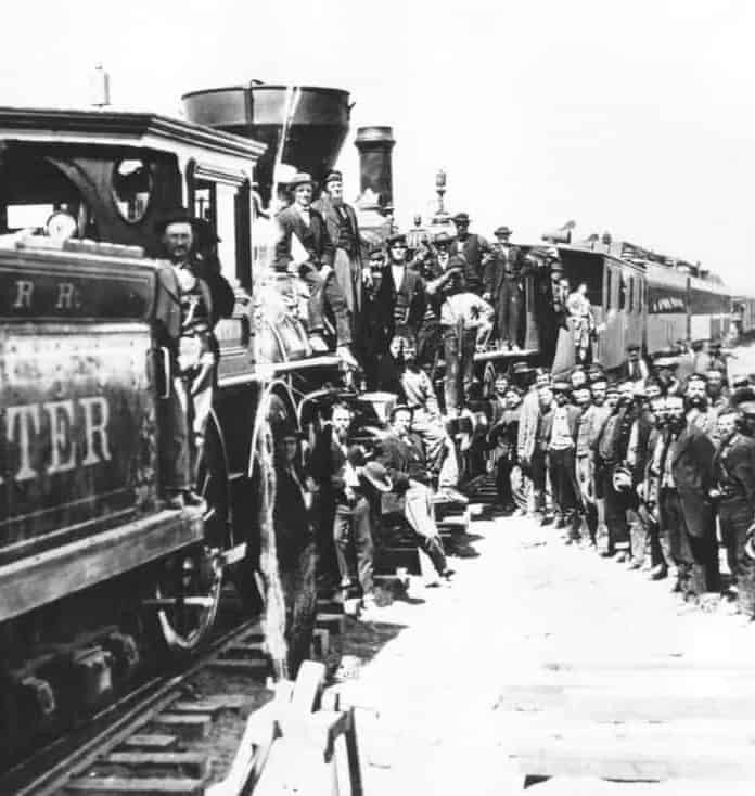 This Day In History: Indians Attack Transcontinental Railroad Surveyors (1853)