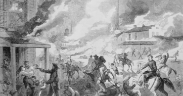 This Day In History: Quantrill's Raiders Attack Baxter Springs (1863)