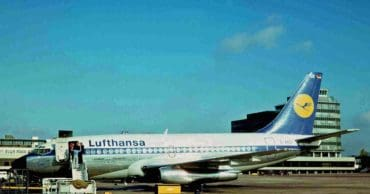 This Day In History: Palestinian Terrorists Hijack A German Passenger Plane (1977)