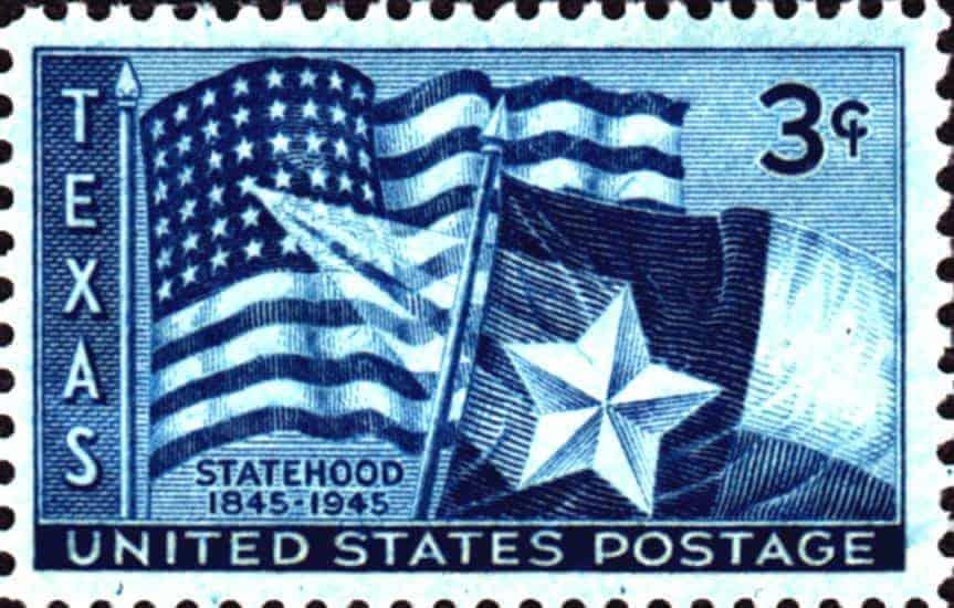 Texas_Statehood_1945_Issue-3c