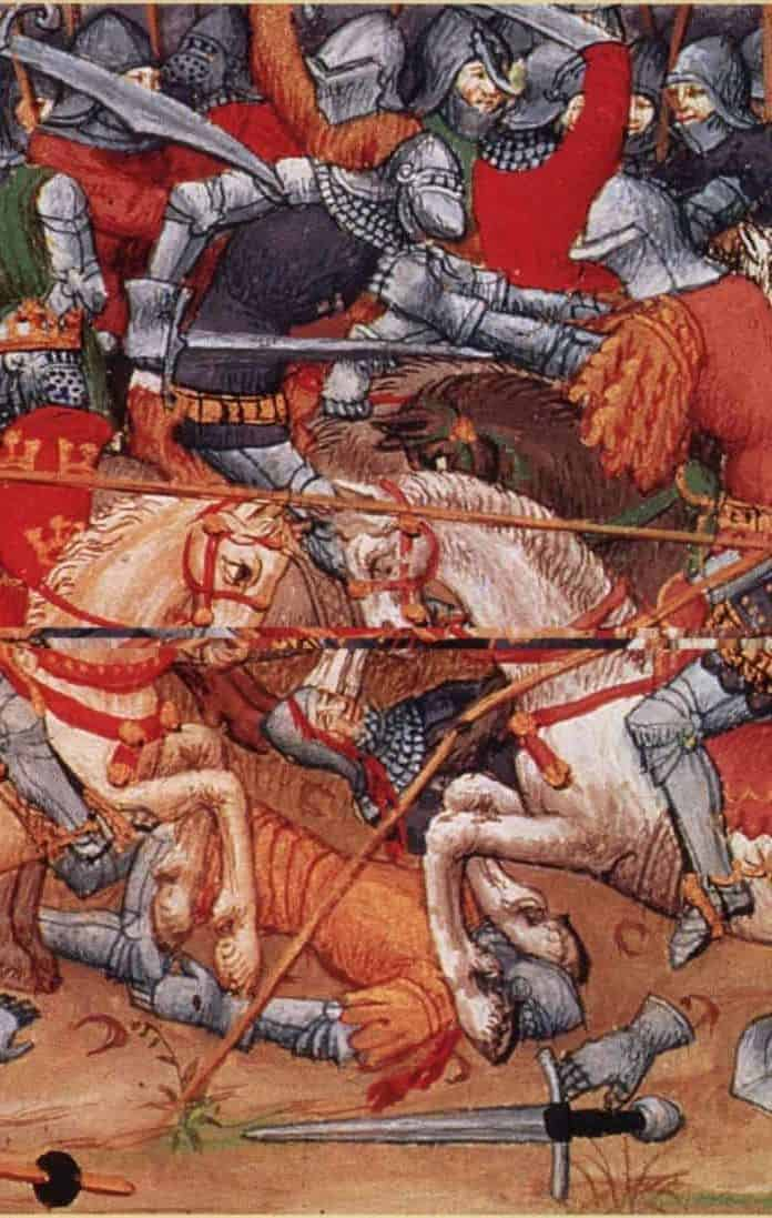 7 Key Battles in the War of the Roses