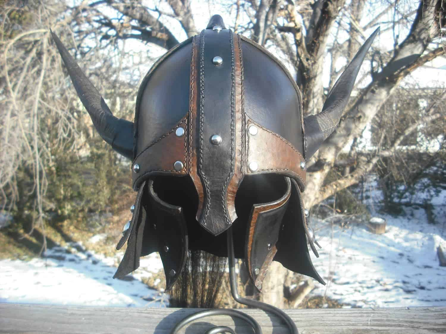 Etsy.com (The Stereotypical Viking Helmet look)