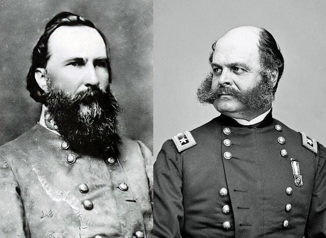 Longstreet_and_Burnside