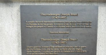 This Day In History: The Great Mohawk Chief Joseph Brant Died (1807)