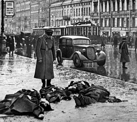 Eight Horrific Facts About The Siege Of Leningrad 1941 1944