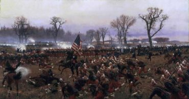 This Day In History: The Battle Of Fredericksburg Began (1862)