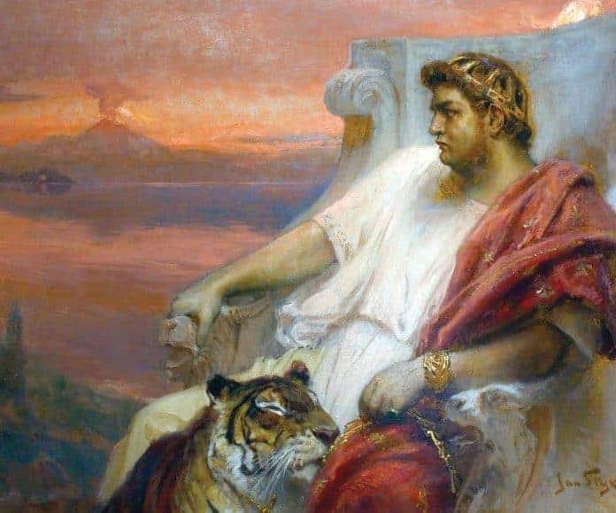 Roman empire people