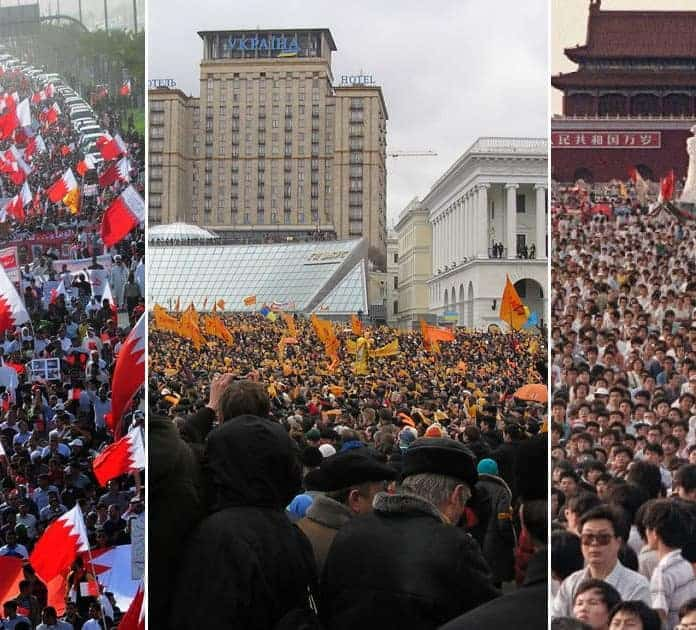 Eight of the Largest Protests in Modern History and What They Accomplished
