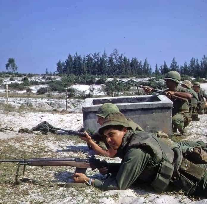 This Day In History: The Tet Offensive Begins In Vietnam (1968)