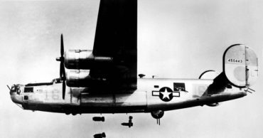 This Day In History: The Americans Bomb Nazi Germany For the First Time (1943)