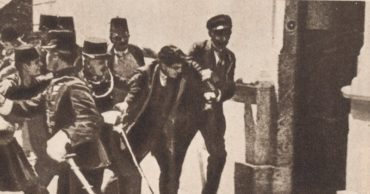 """Gavrilo Princip"" Following His Father's Legacy, Shot The Austro Hungarian Prince."