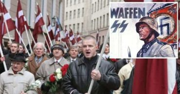 This Parade Celebrates the Nazis and Latvian Legion Every Year